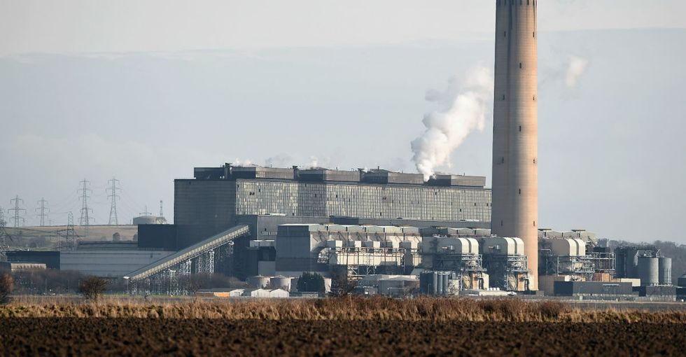 Watch the final moments before Scotland's last coal plant shut down.