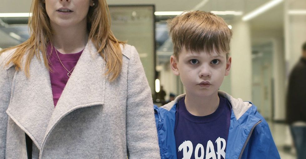 See what a kid with autism sees for 90 eye-opening seconds.