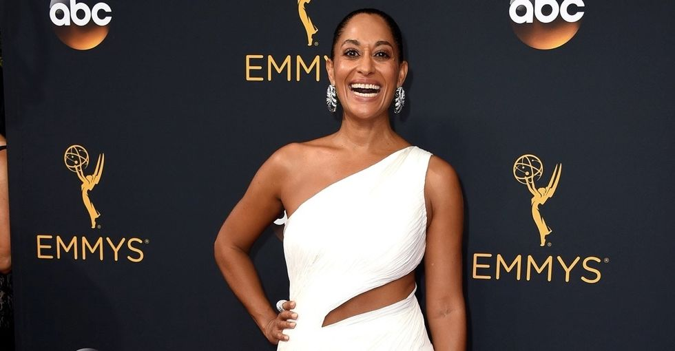 Tracee Ellis Ross didn't win an Emmy. But she won our hearts and made history anyway.
