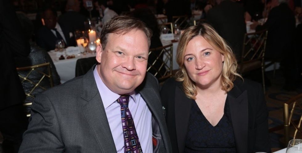 Andy Richter shared an honest story about what abortion access meant to his family.
