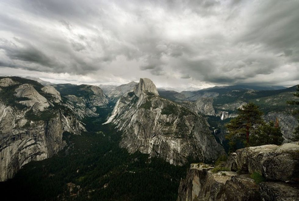 This trademark fight at Yosemite could mean bizarre things for our national parks.