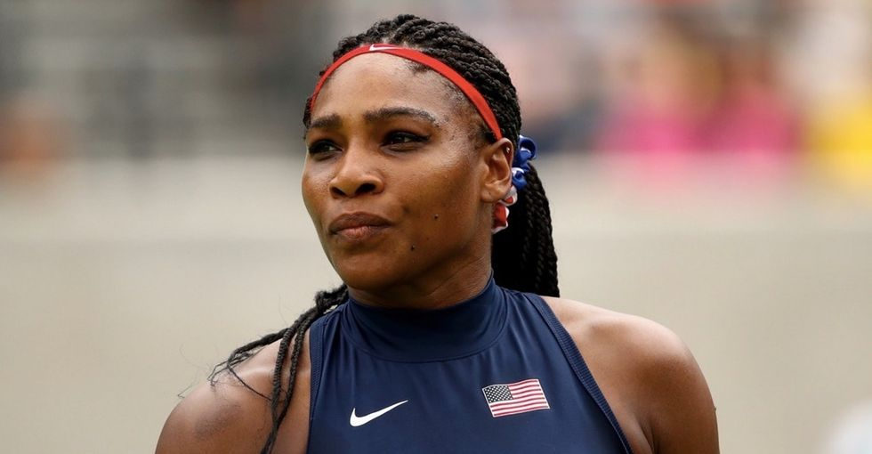 How a car ride prompted Serena Williams to join the fight against police violence.