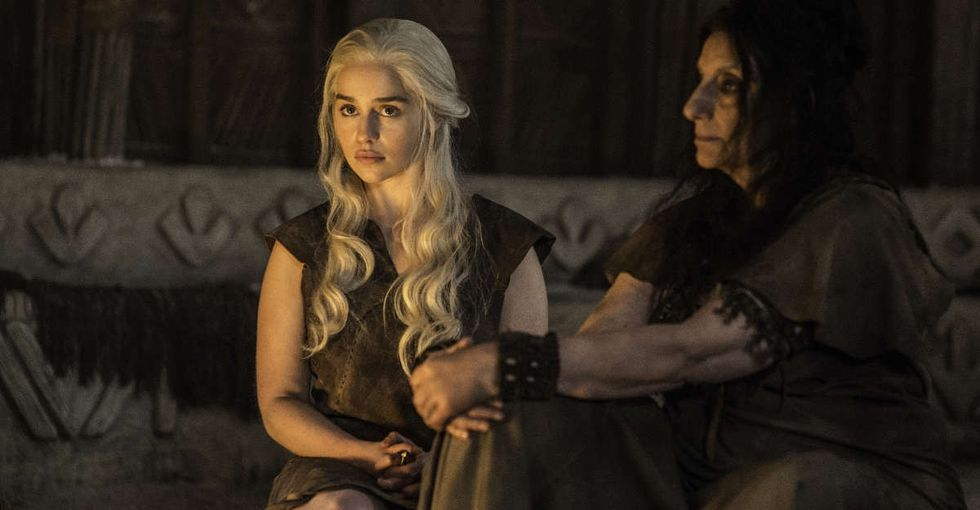 The 5 nicest things that happened on 'Game of Thrones' this week.