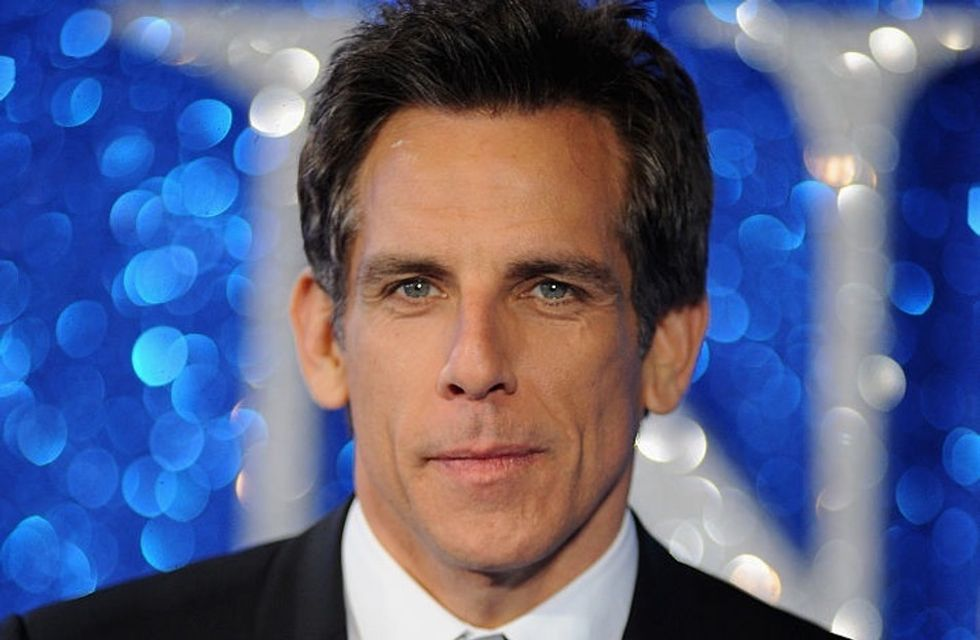 Ben Stiller wants you to go to the doctor. It might save your life, as it did his.