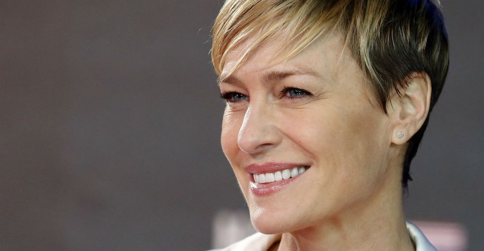 Robin Wright knows her character's worth on 'House of Cards.' So she made a gutsy move.