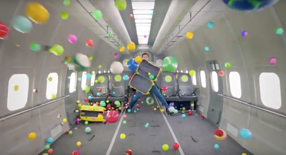How the heck OK Go made this fantastic zero-gravity music video.
