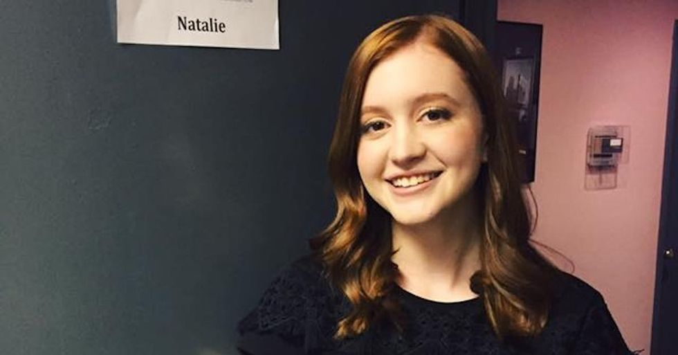 Bullies made Natalie feel worthless. She made an app to prove them wrong.