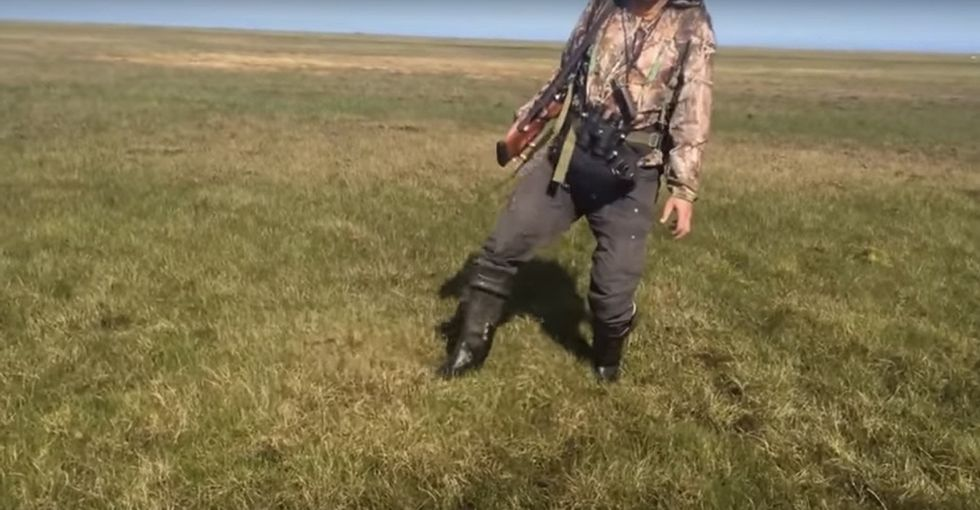 This popular video of weird jiggly grass in Russia looks cool, but what is it really?
