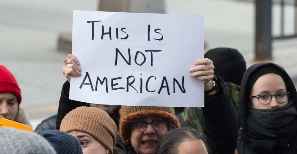 12 amazing ways ordinary Americans turned out against Donald Trump's 'Muslim ban.'