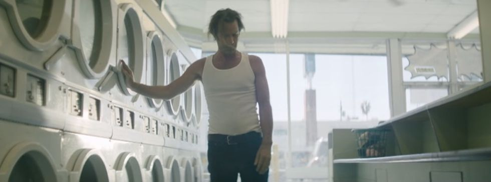 A surprisingly touching PSA about organ donation starring the world's biggest a**hole.