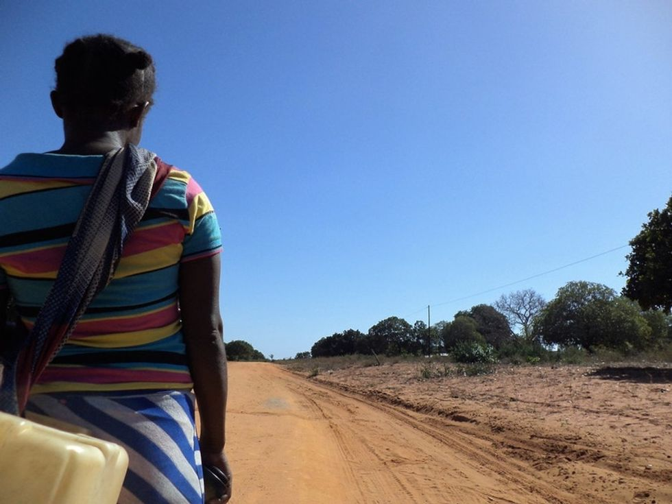 What it's like to live in Southern Africa's worst drought in 35 years.