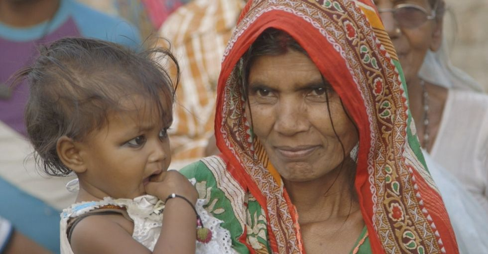 A project in rural India shows the life-saving power of something we use every day.