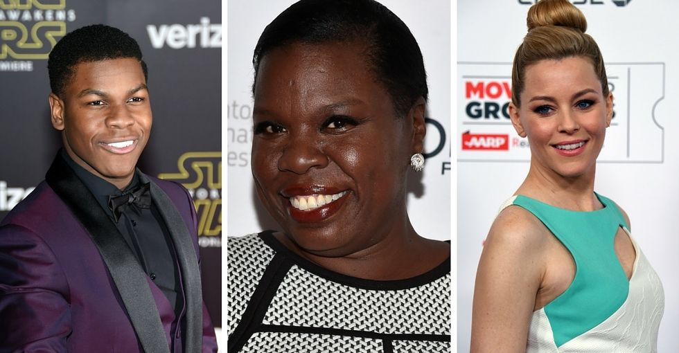 14 celeb tweets in support of Leslie Jones after the racist backlash to 'Ghostbusters.'