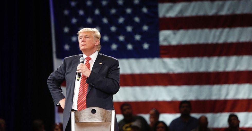 Patti Davis, Ronald Reagan's daughter, just called out Donald Trump for violent rhetoric.