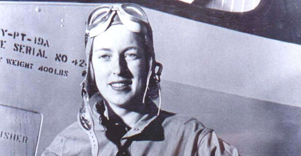 The fearless women pilots of WWII can't be buried in Arlington. That may change.
