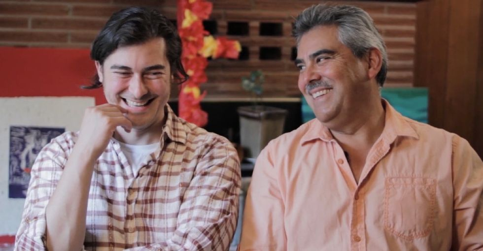 This film powerfully tackles homophobia from a Latino dad's point of view.