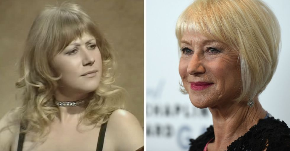 This 1975 interview is a reminder that Helen Mirren has been fighting sexism for decades.