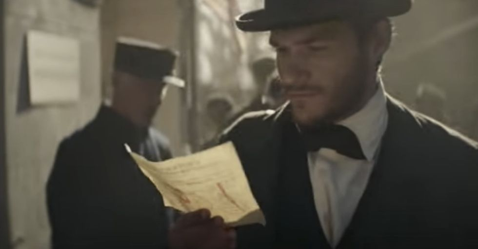 Check out Budweiser's powerful Super Bowl ad celebrating immigrants.