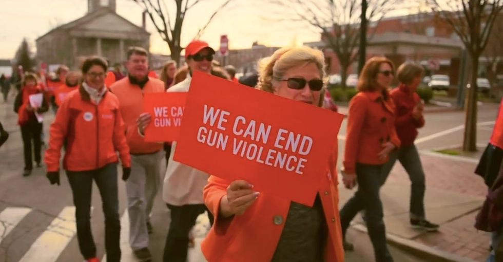 How people are making their voices heard in the fight against gun violence.