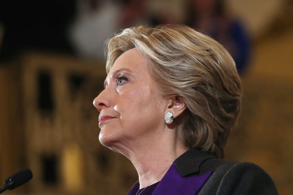 The internet's response to Hillary Clinton's concession speech will make you tear up.