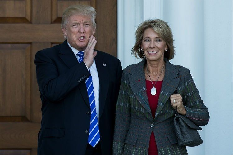 Betsy Devos Nomination Chilling >> Betsy Devos Is Our Education Secretary Here S What To Do Next