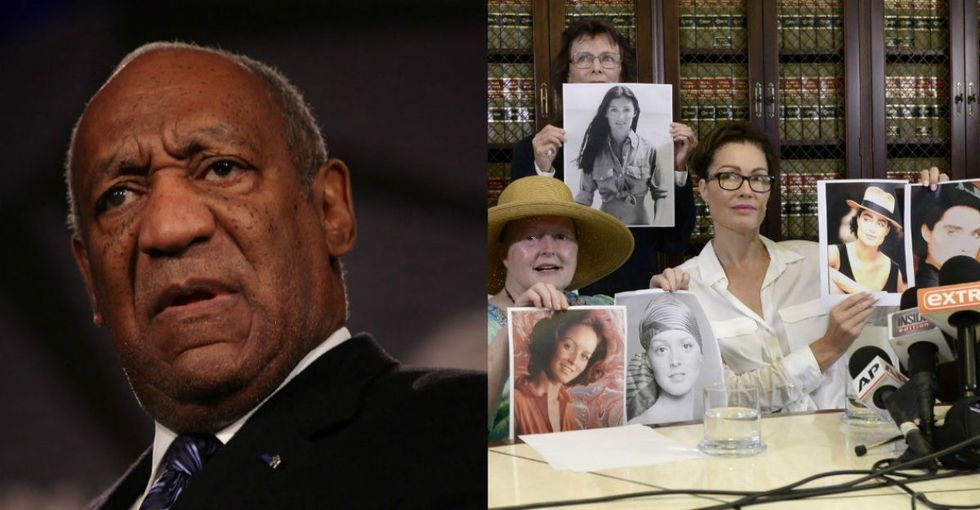 3 reasons why Bill Cosby's assault charge is a big win for brave women.