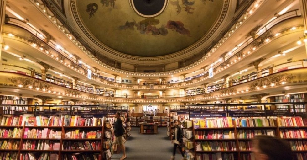 Book lover? This magical destination is a must for your bucket list.
