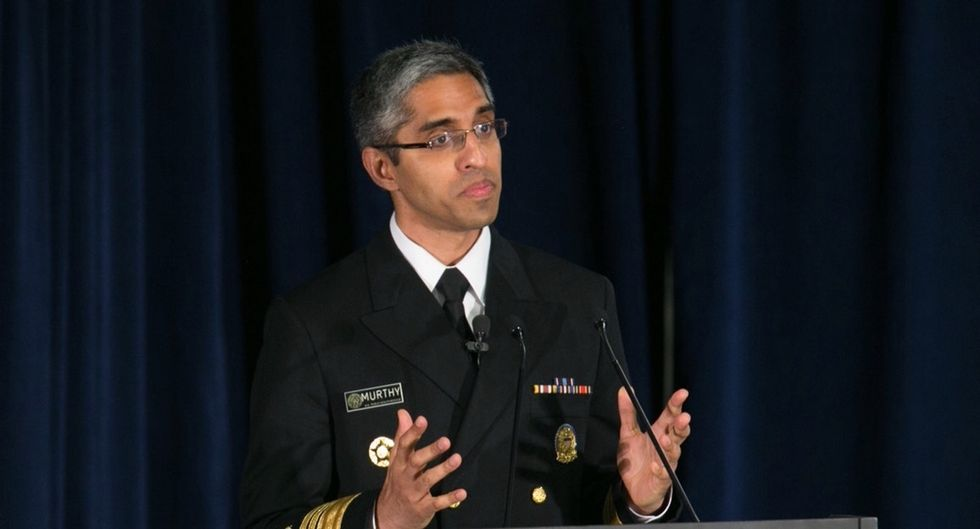The surgeon general wants to permanently change the way we think about addiction.