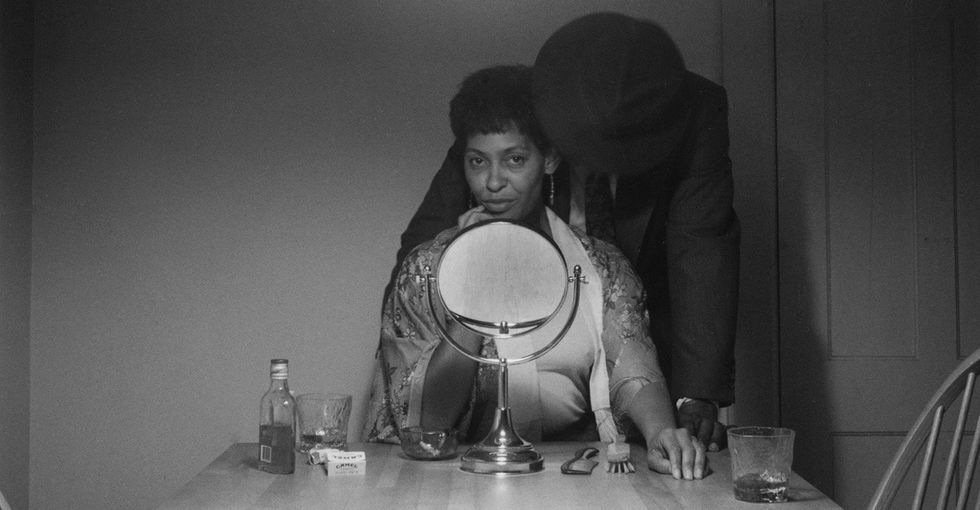 Meet Carrie Mae Weems, the artist who first fought back against the male gaze.
