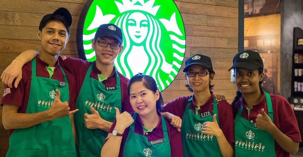 The cool reason you won't hear baristas shouting drink orders at this Starbucks.