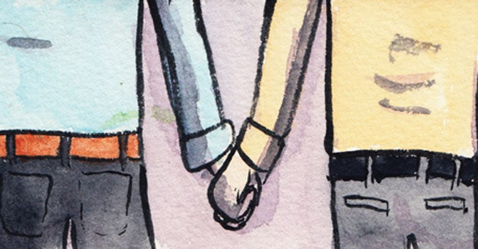 In a poignant comic, 10 people explain what it's like living with HIV.