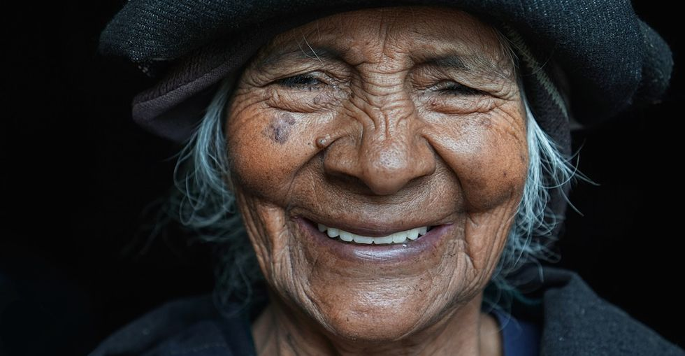 See the exact moment a photographer told these women they were beautiful.