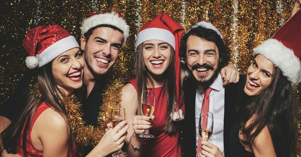 These millennials demonstrate there's no wrong way to make a little holiday magic.