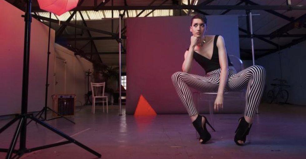 Meet the inspirational Irish model who's smashing the gender binary.