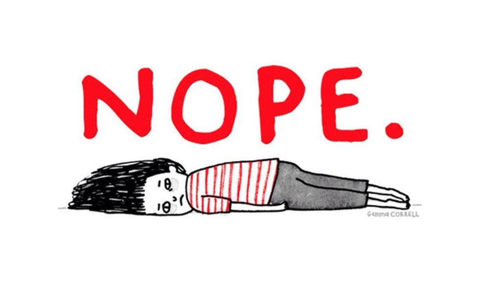 12 funny comics that might help you feel a bit less anxious today.