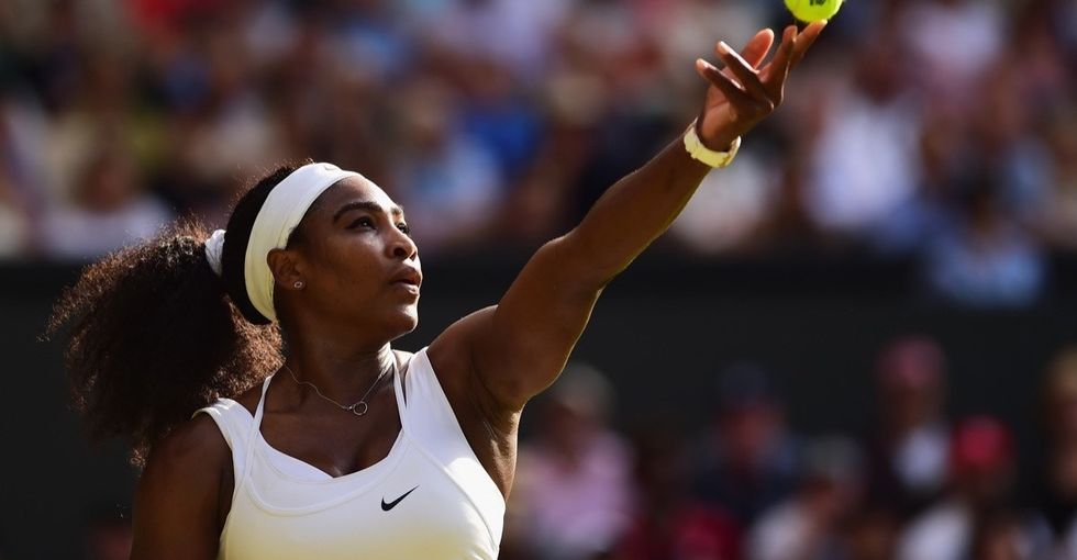 Serena Williams wrote a powerful open letter to girls and women everywhere.
