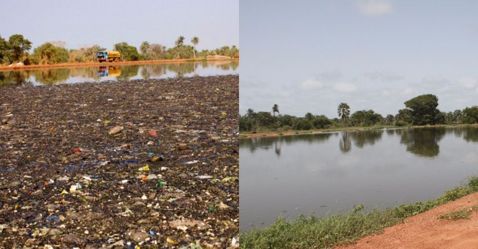 Gambia's plant-based wastewater treatment is reshaping how we preserve the environment.