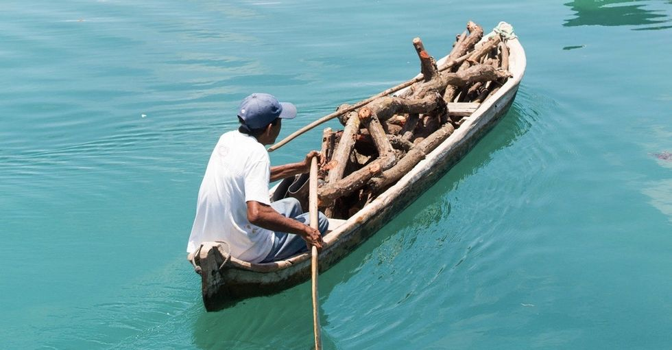 10 captivating photos show why people are leaving Panama's Guna Yala islands.