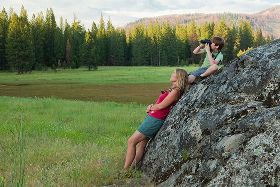 Why one couple gave 400 acres of pristine meadow to Yosemite National Park.