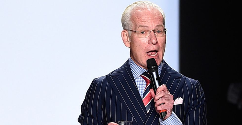 Tim Gunn just called out the fashion industry for dismissing plus-size women.