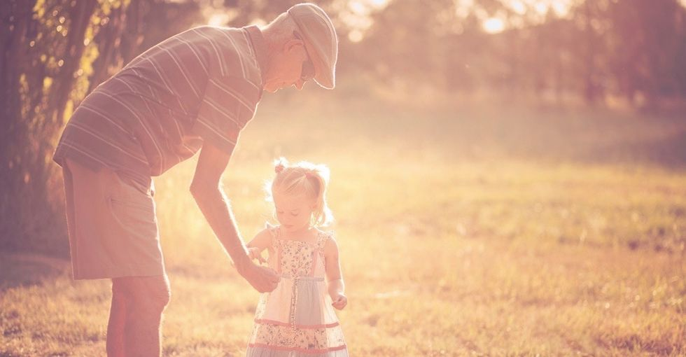 How do you give a child struggling with autism more stability? Call in the grandparents.