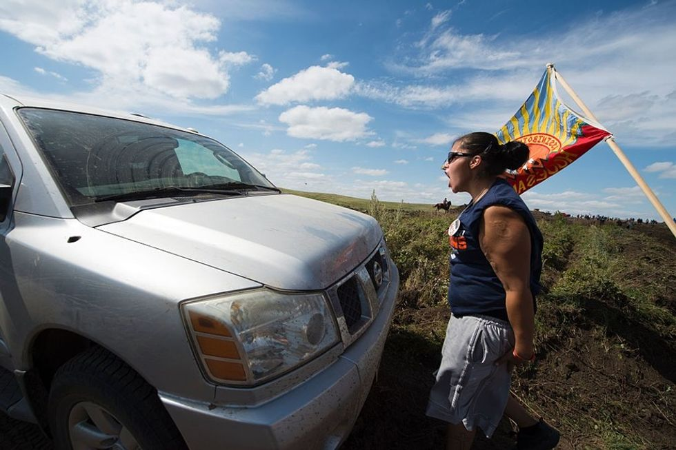 I grew up next to Standing Rock. But this past year changed my life forever.