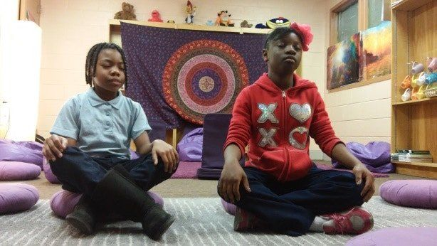 A school replaced detention with meditation. The results are stunning. - Upworthy