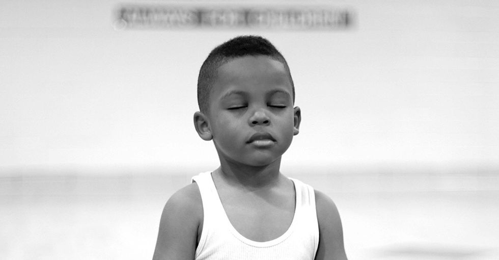 A school replaced detention with meditation. The results are stunning.