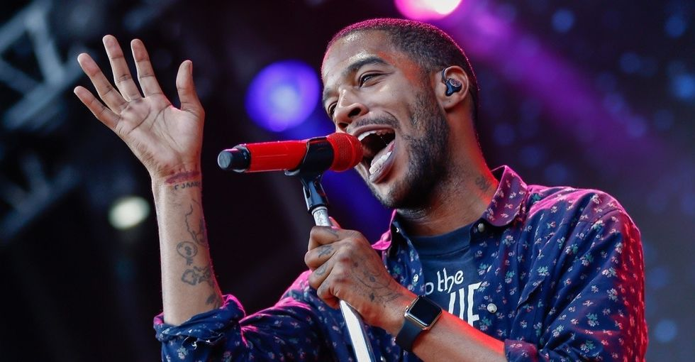 Kid Cudi opens up about depression in a heartfelt Facebook post.