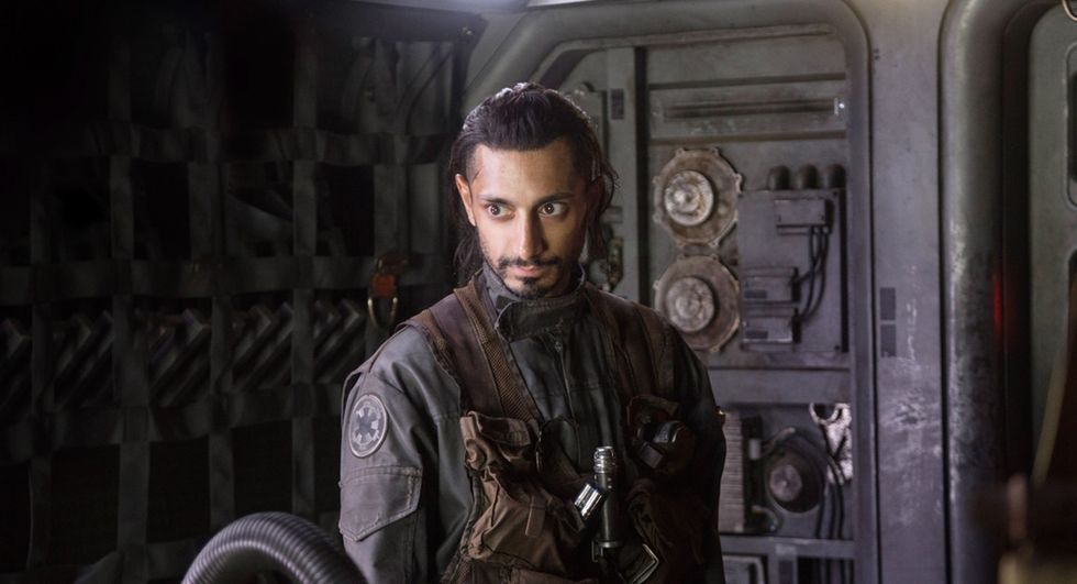 The most important part of 'Rogue One' was an unexpected and subtle one.