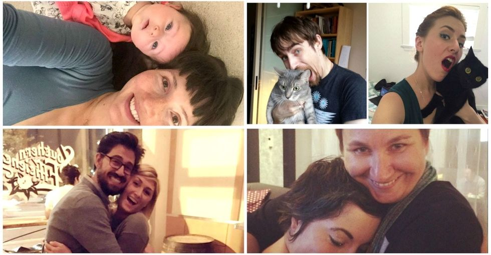 4 awesome 'how we met' friendship stories that will inspire you to get online.