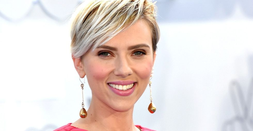 Scarlett Johansson is the top-grossing actor in 2016. Here's what's wrong with that.
