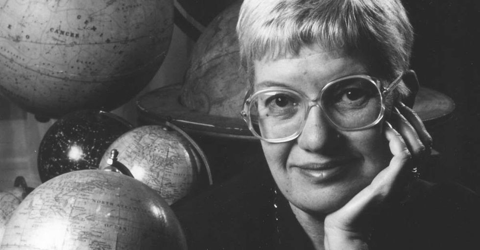 Astronomer Vera Rubin passed away Sunday. You should know about her if you don't.