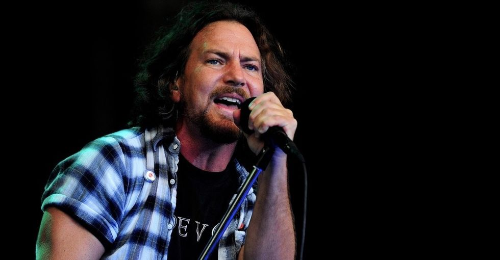 A mom needed a Christmas miracle, and Eddie Vedder delivered.